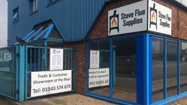Visit Our Cannock Showroom