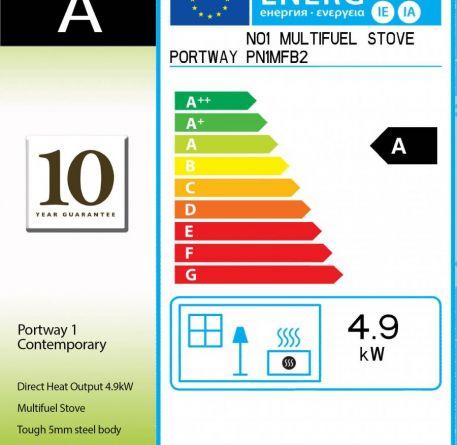 Portway 1 Contemporary Low Legs