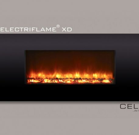 Electriflame XD Piano Black